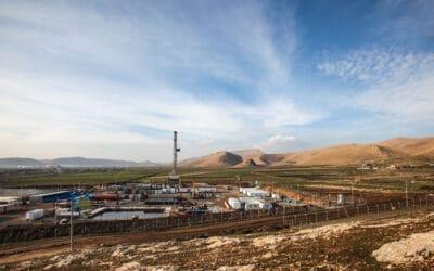 Ірак привертає увагу проекту природного газу Ratawi компанії TotalEnergies
